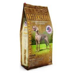 NATURALISTIC - Alimento Perro Adulto Premium 15 Kg