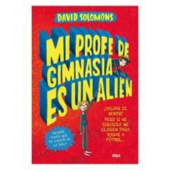 EDITORIAL CATALONIA - Mi Profe de Gimnasia Es Una Alien