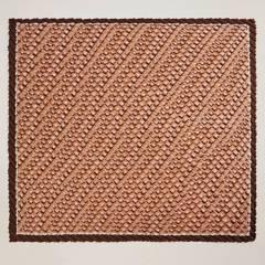 MANGO - Pañuelo Plisado Estampado Geomy Mujer