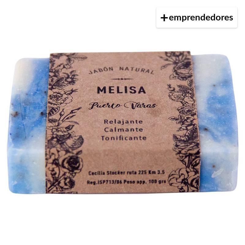 MAWUN - Jabón Natural Melisa 100 G