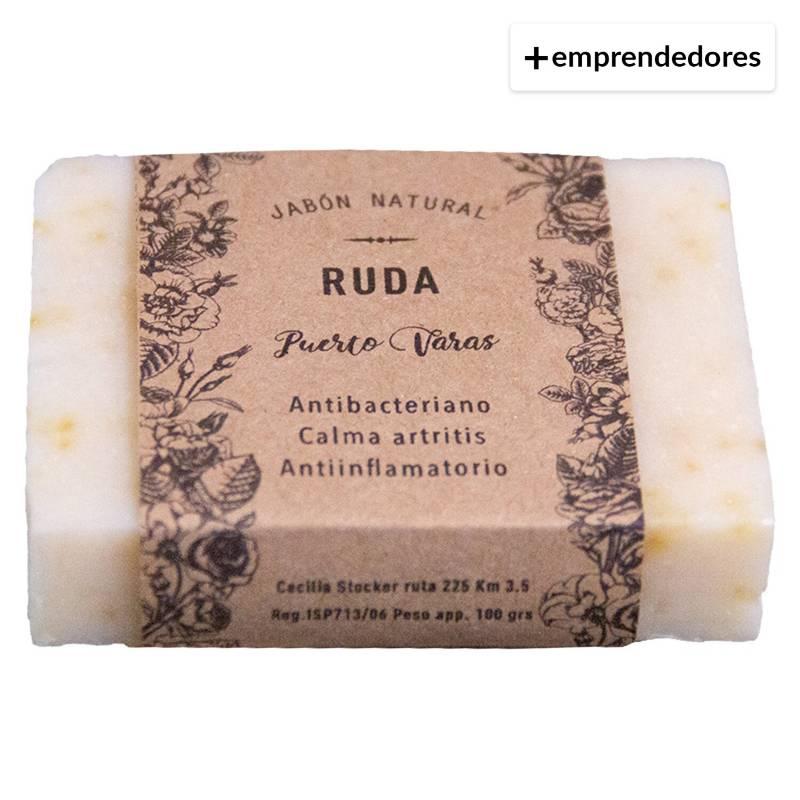 MAWUN - Jabón Natural Ruda 100 G