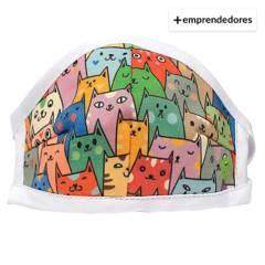 EFACE - Mascarilla Social  3Capas Filtro Textil de Cobre.