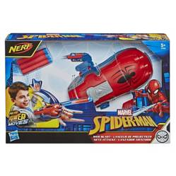 SPIDERMAN - Avengers Nerf Power Moves - Spiderman - Lanzador