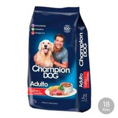 CHAMPION - Champion Dog Adulto Carne (18 Kg.)