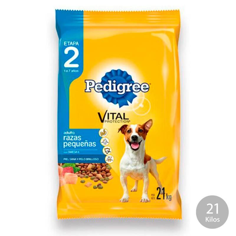 PEDIGREE - Pedigree Vp Raza Pequeña (21 Kg.)