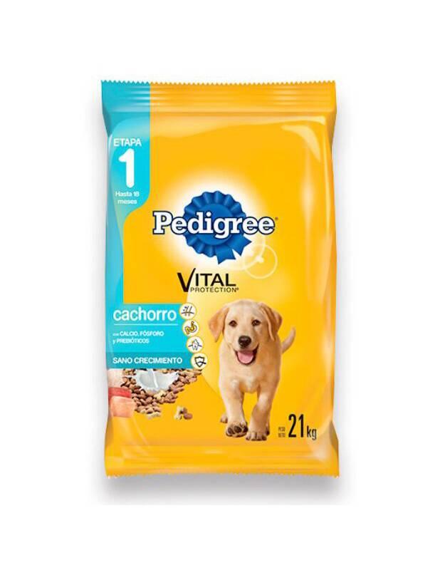 PEDIGREE - Pedigree Cachorro (21 Kg.)