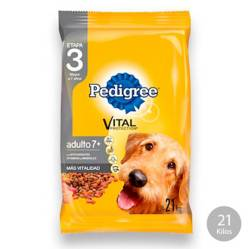 PEDIGREE - Pedigree Senior (21 Kg.)