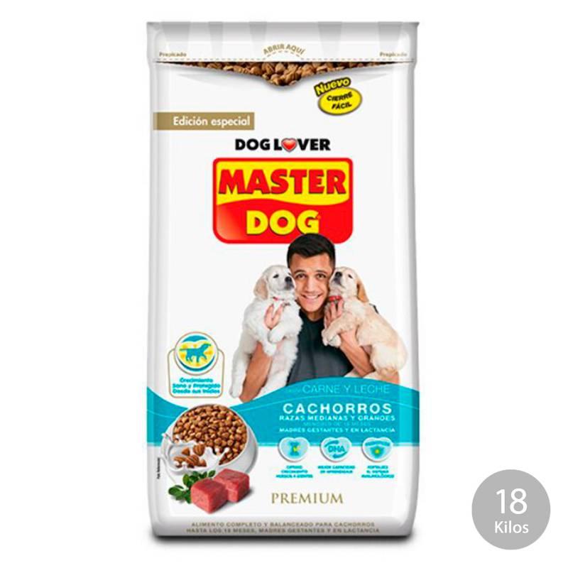 MASTER DOG - Master Dog Cachorro (18 Kg.)