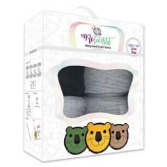 ORQUIDEA - Kit de Tejido Crochet-Lion Rug