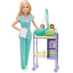 Barbie - Barbie Pediatra