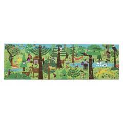 LA PIPA FLOR - Puzzle Bosque de Chile - 48 piezas
