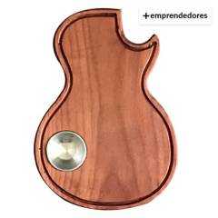 ROCKYOURWAY - Tabla para Picar Gibson Les Paul  Pocillo