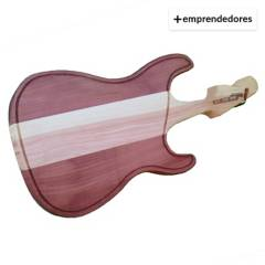 ROCKYOURWAY - Tabla para Picar Fender Stratocaster Plus