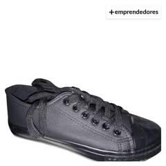 CHILEJUEGA.COM - Zapatilla Escolar Unisex Negro