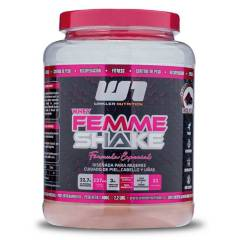 WINKLER NUTRITION - Proteina Mujer Whey Femme Chocolate Suizo 1 Kg.