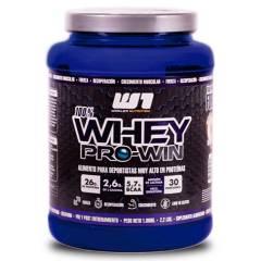 WINKLER NUTRITION - Proteina Whey Pro Win Vainilla 1 Kg. 30 Servicios
