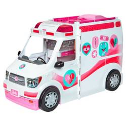 Barbie - Hospital Movil