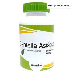 CHACRA URBANA - Centella Asiatica  60 Capsulas 500 Mg