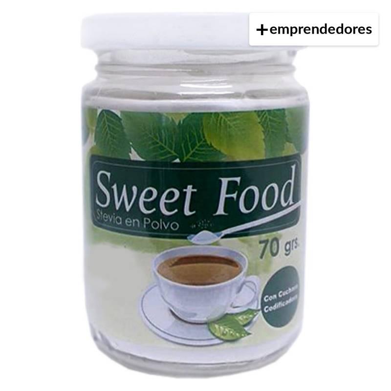 CHACRA URBANA - Stevia en Polvo Swet Foot 70Gr