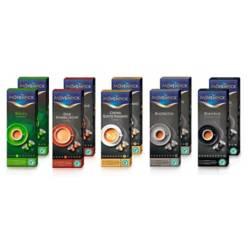 MOVENPICK - 100 Cápsulas Café Mix Mvenpick para Nespresso