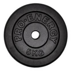 PRO-ENERGY - Discos de Peso 5 Kgs