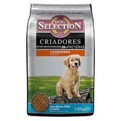 DOG SELECTION - Dog Selection Criadores Cachorro 21Kg +3
