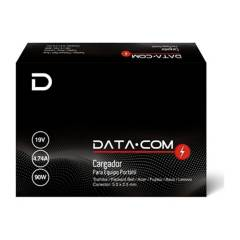 DATACOM - Cargador Nbk Packard Bell 19V / 4