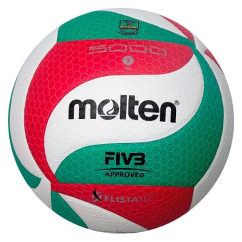 Molten - Balon Volley Molten V5M 5000 Oficial Fivb