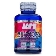WINKLER NUTRITION - Multivitaminico Re-Vitta 60 Capsulas