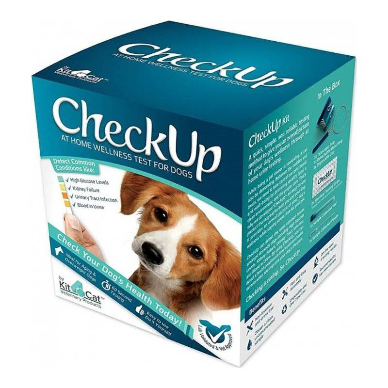 CHECK UP - Check Up para Perro