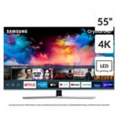 "SAMSUNG - LED 55"" UN55TU8500GXZS 4K Ultra HD Smart TV"