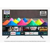 "SAMSUNG - QLED 55"" Q60T UHD 4K Smart TV"