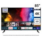 "Samsung - LED 85"" TU8000 Crystal UHD 4K Smart TV 2020"