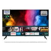 """SAMSUNG - LED 85"""" TU8000 Crystal UHD 4K Smart TV"""