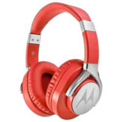 Motorola - Audífonos Over Ear Motorola Pulse Max Rojo