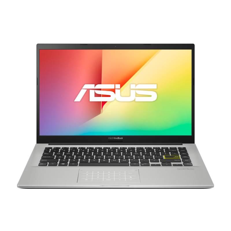 "Asus - Notebook VivoBook X413FA Intel Core i5-10210U 8GB RAM + 16GB Intel Optane 256GB SSD 14"""