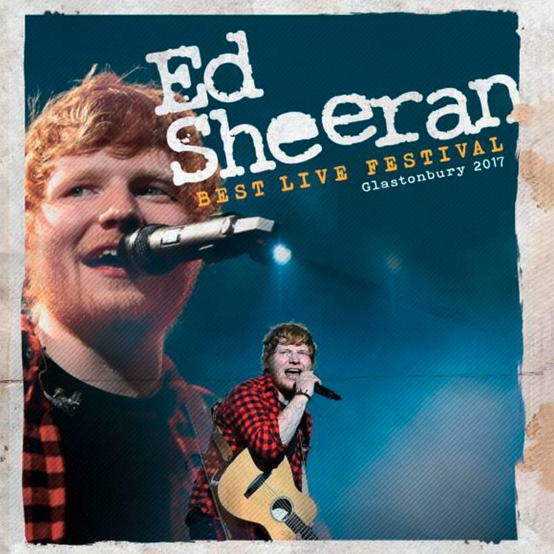 PLAZA INDEPENDENCIA - Vinilo Ed Sheeran