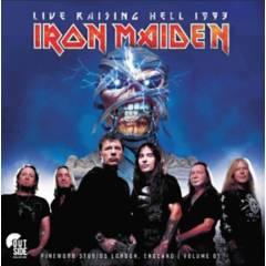PLAZA INDEPENDENCIA - Vinilo Iron Maiden