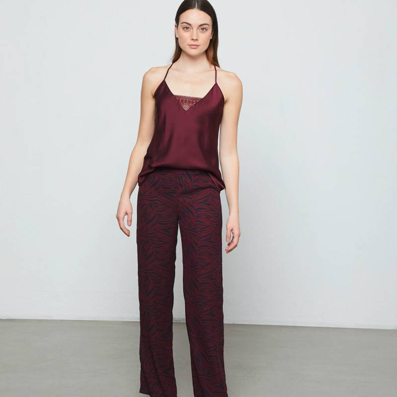 Etam Pantalon De Pijama Indra Falabella Com