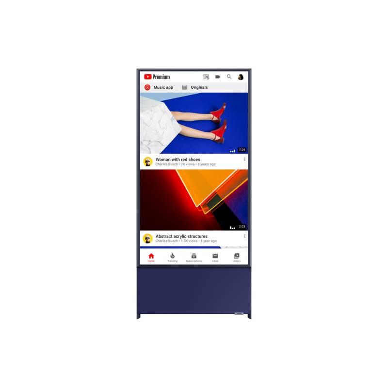 """SAMSUNG - QLED 43"""" QN43LS05TAGXZS 4K Ultra HD Smart TV"""