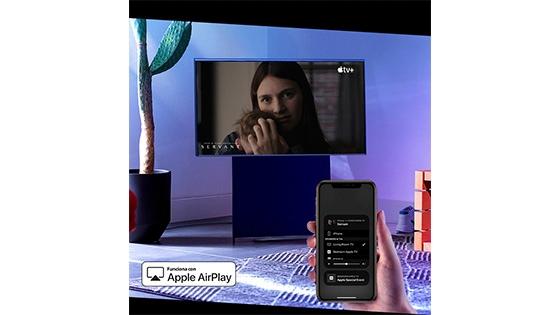 Samsung 43¿ The Sero QLED 4K ¿ Pantalla giratoria