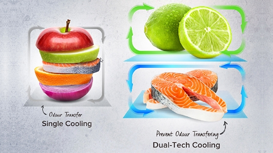 Twin Cooling System