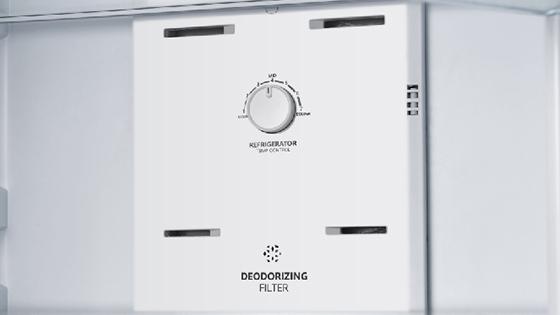 Filtro Desodorizante