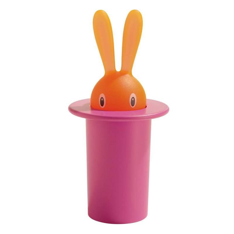 ALESSI - Contenedor de Palillos para Cocktail Magic Bunny.