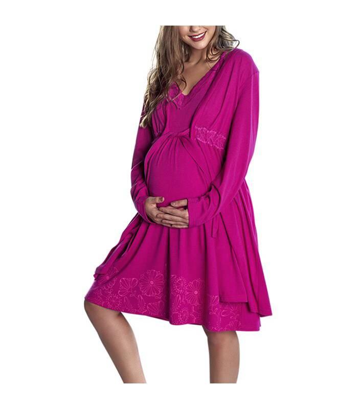 Mitre - Camisola Maternal Jersey Mas Bata