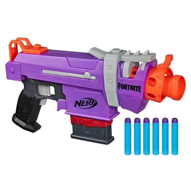 NERF - Lanzador Nerf Fortnite Smg-E