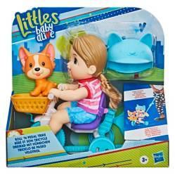 Baby Alive - Littles Triciclo Pase0
