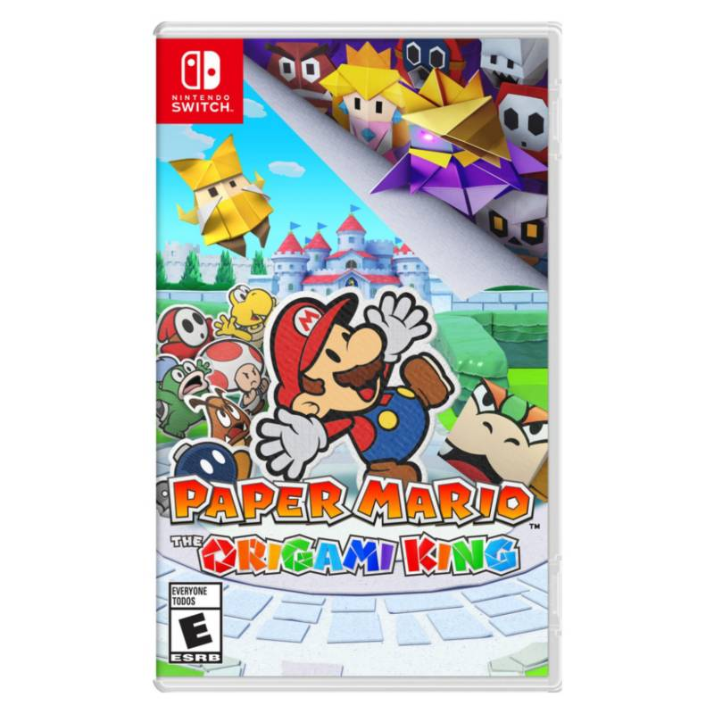 NINTENDO - Paper Mario The Origami King Nintendo Switch