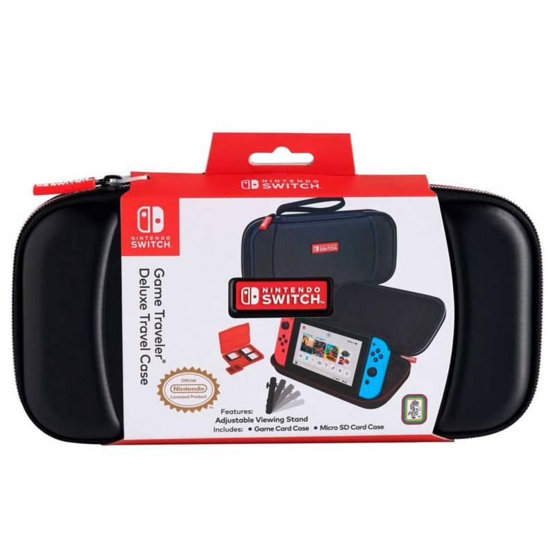 NINTENDO - Nintendo Switch New Game Traveler Black Case
