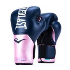 EVERLAST - Guante de Boxeo Prostyle Elite Trn 12Oz Azul/Rosa